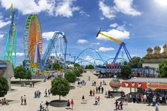 The 15 best amusement parks in America