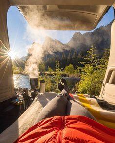 #adventure , Van adventures 🌲 Yosemite National Park, US 📸 Tiffany Nguyen 👉 👉 👉 theadventurouslife4us.tumblr.com