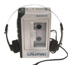 80s toys sony walkman