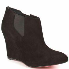 Paris - Black Suede - Yvonne's #shoes