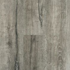 "Supreme Click 12.3mm 7.7"" Wide Driftwood Gray Hickory Laminate Flooring"