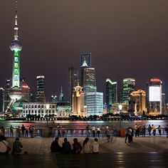 During the early twentieth century, the Bund, Shanghai's iconic area along the Huangpu River, was home to banks, trading houses, and numerous consulates, which gave the city its international flair. Today, Shanghai remains China's most cosmopolitan city.