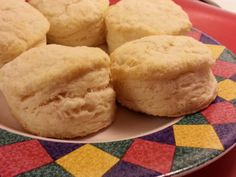 BISCUITS   3 CUPS FLOUR ᄒ TSP. CREAM OF TARTAR 4 ᄑ TSP. BAKING POWDER ᄑ TSP. SALT 3 TBSP. SUGAR ᄒ CUP SHORTENING OR LARD 1 CUP MILK 1 EGG MIX ALL DRY INGREDIENTS, CUT IN THE LARD, ADD EGG TO MILK, ADD TO DRY. ROLL OUT ONE INCH THICK, BRUSH TOP WITH MELTED BUTTER BAKE AT 385' 15-18 MINUTES UNTIL BOTTOM IS GOLDEN BROWN 1 Egg, Golden Brown, Melted Butter, Cornbread, Biscuits, Cups, Powder, Salt, Rolls