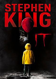 "27/06/2017 • Esce ""It"" di Stephen King edito da Sperling & Kupfer"