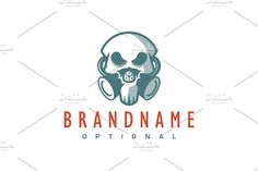 For sale. Only $29 - danger, gas, mask, environment, skull, bone, war, dead, illness, skeleton, fear, resistance, pollution, toxic, protest, poison, madness, lunatic, insane, respirator, sinister, firearms, military, creative, artistic, clothing, fashion, protection, human, illustration, logo, design, template,