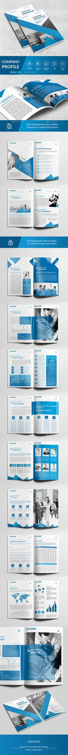 Showcase and discover creative work on the worldu0027s leading online - company profile templates word