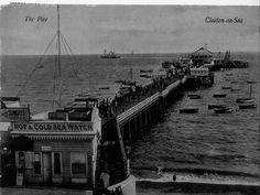 Clacton-on-sea 1961