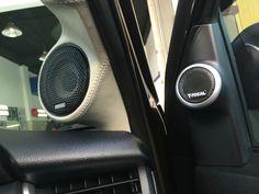 3Way Sistem #AudioMobil Di Mobil #ToyotaNewFortuner Oleh #CartensAudio www.cartens-audio.com