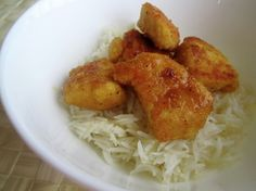 DIY Take Out: Orange Chicken - The Fit Cook - Healthy Recipes - Skinny Recipes