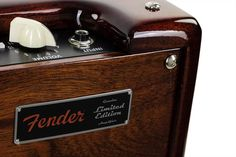 Fender Limited Edition Mahogany Blues Junior