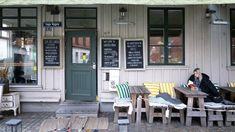 Göteborg terrasse café Patio, Outdoor Decor, Home Decor, Jet Lag, Pontoons, Travel, Homemade Home Decor, Yard, Decoration Home