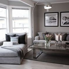 Grey In Home Decor Passing Trend Or Here To Stay Modern Living Room With A Touch Of