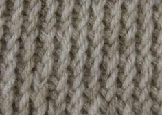 Tunisian Crochet Stitches | full stitch tfs reverse stitch trs twisted simple stitch ttss