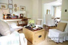 Storywood Designs Living Room Tour