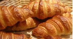 one of the best simple pleasures in life :-) Gyro Pita, The Kitchen Food Network, Croissant Dough, Bread Art, Baking Classes, Bread And Pastries, Croissants, Simple Pleasures, Food Network Recipes