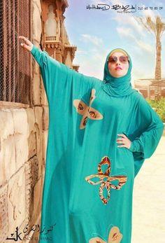 abaya hijab fashion 16