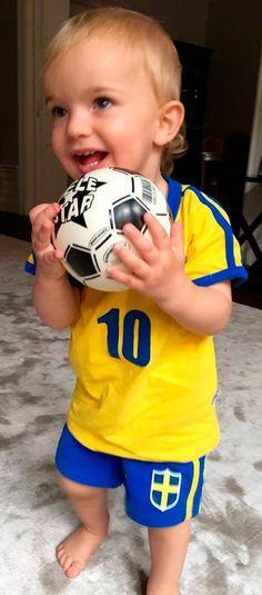 El Príncipe Nicolas, el fan más adorable de la delegación sueca en Río