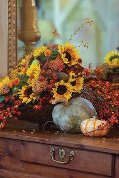 Autumn Florals*