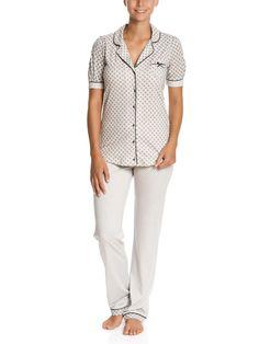 Vive Maria Milk & Honey Pyjama cream allover – Bild 2