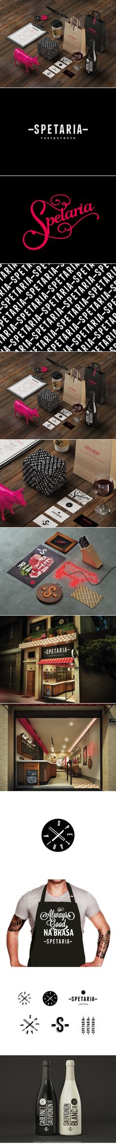 Spetaria great #identity #packaging #branding curated by Packaging Diva PD