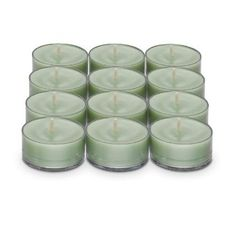 Product image of Zen Thyme Universal Tealight® Candles