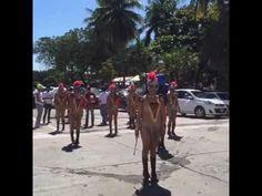 Carnaval de Veracruz 2017 1er. Computo para Rey.