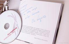 """26 - Płyta CD Płyta Oli Nieśpielak dzień dobry dniu""""  reALICJA Koncert i AUKCJA Charytatywna dla Alicji Borkowskiej http://artimperium.pl/wiadomosci/pokaz/137,realicja-koncert-i-aukcja-charytatywna-dla-alicji-borkowskiej#.UuWpsRCtbIU"""