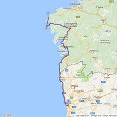 Znalezione obrazy dla zapytania camino portugues