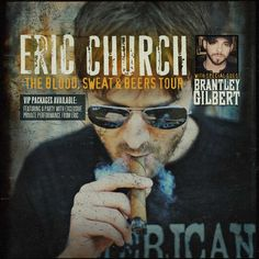 Eric Church...one sexy man.