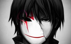 Anime Darker Than Black  BK-201 Mask Hei (Darker Than Black) Wallpaper