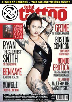 Tattoo & Ink: Total Tattoo – December 2017