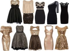 """New Years Party"" by kyracoleman on Polyvore"