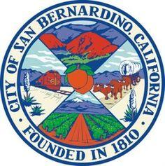 The City of San Bernardino seal