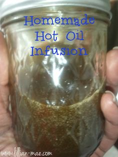 Homemade DIY Pre-Poo Oil Wash Recipe for Natural Hair: Rosemary, Neem, Sage, Hibiscus Oil Infusion