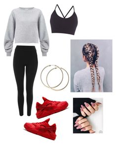 """Untitled #78"" by haileymagana on Polyvore featuring Topshop, Miss Selfridge and Pepper & Mayne"