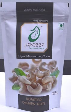 Swiss Pac offers #standupPouches with custom printed option for popular industries like Jay deep. These bags can be useful for packaging cashews. visit Visit www.standuppouches.com.au