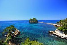 The Sanshiro Islands, Shizuoka