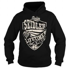 I Love Team SEIDLER Lifetime Member (Dragon) - Last Name, Surname T-Shirt Shirts & Tees