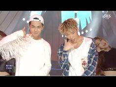 MOBB - '빨리 전화해 Feat. KUSH(HIT ME)' 0911 SBS Inkigayo - YouTube