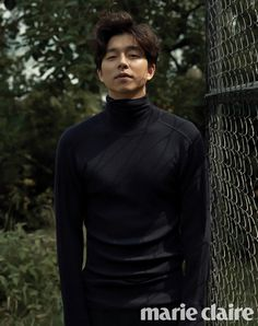 [marie claire korea] Gong Yoo