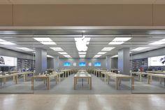 Apple Store, Rhein Center in Köln, Nordrhein-Westfalen