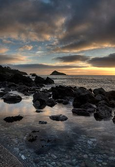 Portrait view of Meadfoot Sunrise Torquay