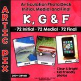 Artic Pix - K, G, F