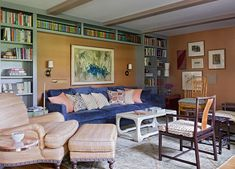 bamboo chair--Angie Hranowsky: Interior Design in Charleston, SC