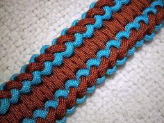 Rawk's Knotorials: Knotorial 13 - The Static Cloud (Bracelet)