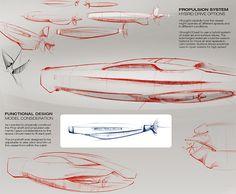 Rolls-Royce 450EX yacht concept