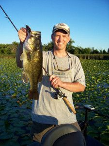 Sight Fishing Bass - Start at the Boat Ramp