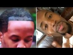 """Safaree Explains His Painted On Hairline! """"That Day I Had A Bad Haircut"""""""