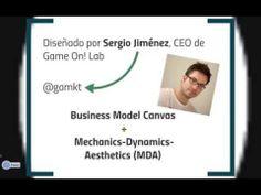 Quieres gamificar pero no sabes cómo? Te recomiendo el Gamification Model Canvas!