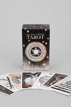 The Wild Unknown Tarot Card Set - Urban Outfitters- $40